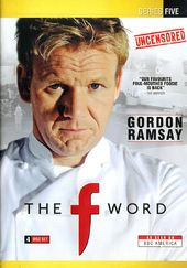 The F Word - Series 5 (4-DVD)