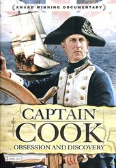 Captain Cook - Obsession and Discovery (2-DVD)