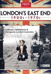 London's East End: 1900s-1970s (2-DVD)