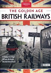 Trains - The Golden Age of British Railways