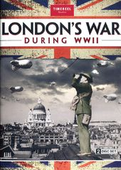 WWII - London's War During WWII (2-DVD)
