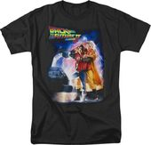 Back to the Future II: Poster - T-Shirt
