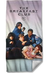 The Breakfast Club - Movie Poster Beach Towel