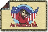 An American Tail - Title Woven Throw