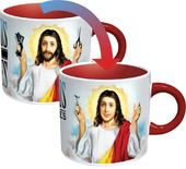 Funny - Jesus Shaves - Heat Activated -