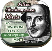 Mints - After Shakespeare Mints