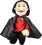 Salvador Dali - Little Thinker Plush Doll
