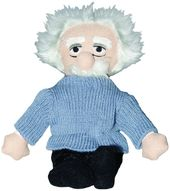 Albert Einstein - Little Thinker Plush Doll