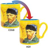 Vincent Van Gogh - Disappearing Ear Ceramic 10