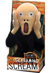 Screaming Scream Doll - Little Thinker Plush Doll