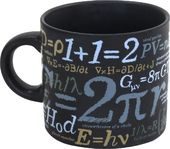 Albert Einstein - Math Mug - 16 oz. Ceramic Mug