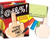Funny Sticky Notes - @*$%#! Sticky Notes