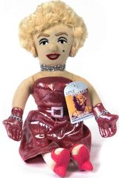 Marilyn Monroe - Little Thinker Plush Doll