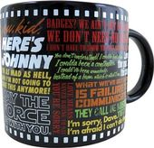 Classic Movie Quotes 12 oz. Ceramic Mug