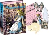 Alice in Wonderland - Sticky Notes Gift Set