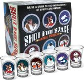 Shot into Space - Set of 6 Shot Glasses