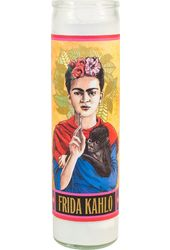 Frida Kahlo - Secular Saint Candle