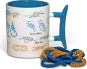 How To Make Knots - 12 oz. Ceramic Mug