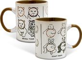 How To Draw Animals -  12 oz. Ceramic Mug