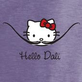 Hello Kitty - Hello Dali T-Shirt