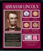 Lincoln Framed Tribute Collection