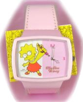 The Simpsons - Lisa - Watch