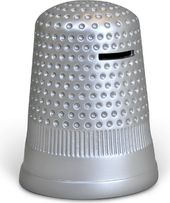 Monopoly - Oversized Thimble Token Bank