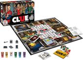 The Big Bang Theory - Clue: Classic Mystery Board