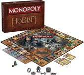 The Hobbit Trilogy - Monopoly