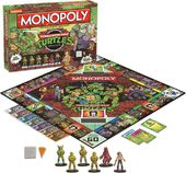 Teenage Mutant Ninja Turtles - Monopoly Game:
