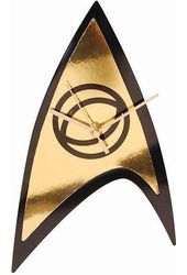 Star Trek - Science Emblem Wall Clock