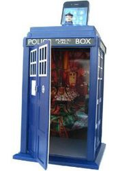 Doctor Who - TARDIS - Smart Safe