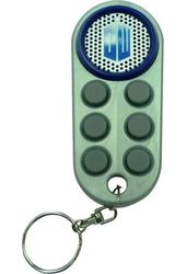 Doctor Who - Sound Effects Key Fob