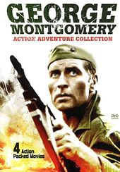 George Montgomery Action Pack: Guerillas in Pink