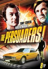 The Persuaders! - Complete Series (8-DVD)