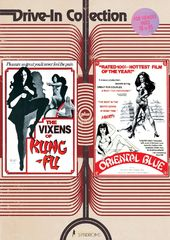 Drive-In Collection - The Vixens of Kung Fu /