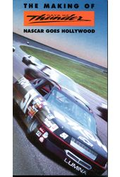 Racing - Days Of Thunder: NASCAR Goes Hollywood