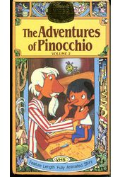 Adventures Of Pinocchio Volume 2