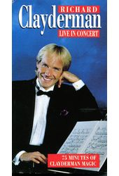 Richard Clayderman - Live In Concert