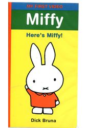 Miffy: Here's Miffy My First Video (Cartoon)
