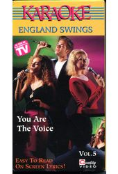 Karaoke: England Swings