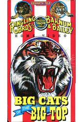 Big Cats Of The Big Top