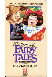 My Favorite Fairy Tales - The Wizard Of Oz