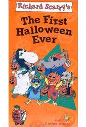 Richard Scarry: First Halloween Ever
