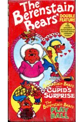 Berenstain Bears: Cupids Surprise / Play Ball