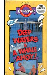 Flipper: Deep Waters / A Whale Ahoy!