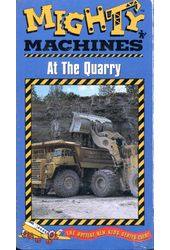 Mighty Machines At The Quarry