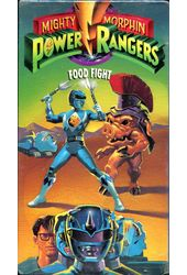 Power Rangers: Food Fight