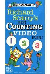 Richard Scarry: Best Counting Video Ever!