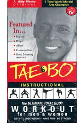 Tae Bo Instructional Workout